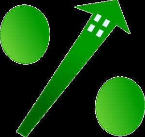 increasing interest rate