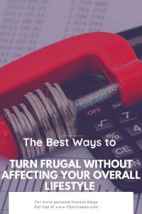 representation of living the in frugality