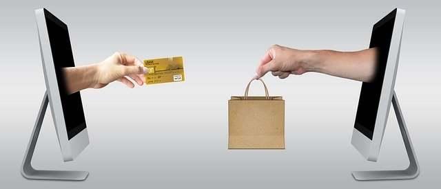 buying online thru credit card